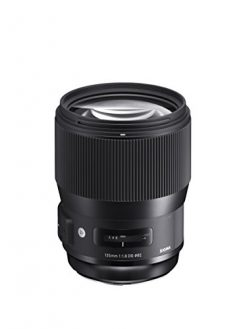 Sigma 135mm f/1.8 DG HSM Art Lens for Nikon F (240955)