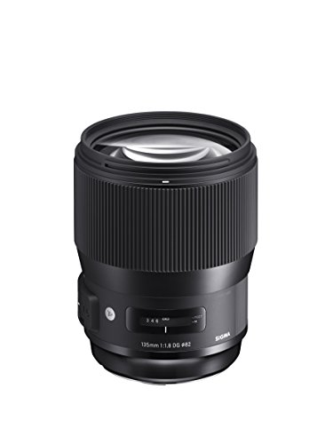 Sigma 135mm f/1.8 DG HSM Art Lens for Nikon F (240955)