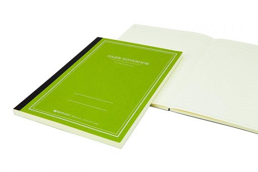 Itoya Profolio Oasis Notebook Small (Avocado Green)