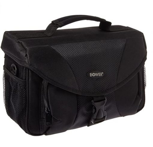 Bower SCB800 Digital Pro Series Universal Gadget Bag – Large