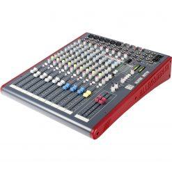 Allen & Heath ZED-12FX 12-Channel Multipurpose USB Mixer with Effects
