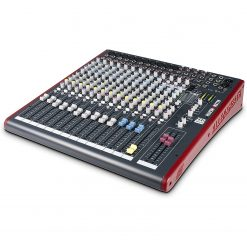Allen & Heath ZED-16FX 16-Channel Recording and Live Sound Mixer with FX & USB