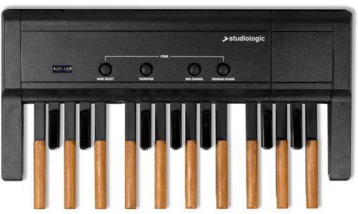 Studiologic MP-113 Dynamic 13-Note MIDI Base Pedal Board for MIDI Keyboards