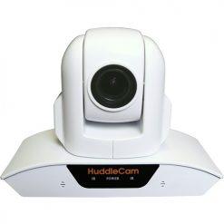HuddleCamHD 10XA 1080p PTZ Camera with Built-In Audio (White)