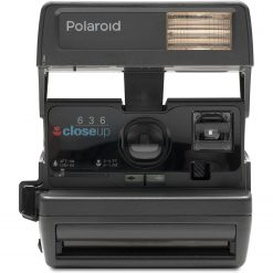 Polaroid  600 Camera-One Step Close up