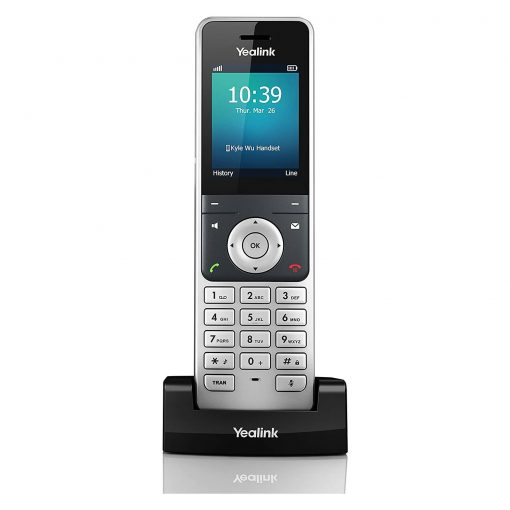 Yealink YEA-W56H HD DECT  Expansion Handset for Cordless VoIP phone and Device