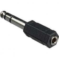 Hosa GPM-103 3.5 mm TRS to 1/4 inch TRS Adaptor