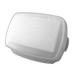 Zeikos ZE-HD900 Hard Flash Diffuser for Nikon SB-900 Flash (White)