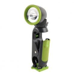 Blackfire by Klein tools Clamp Light 100-Lumen LED Flashlight, BBM888-2