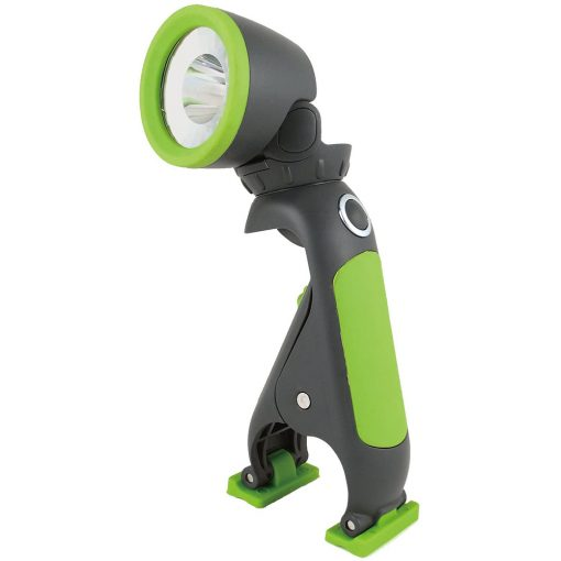 Blackfire by Klein tools Clamp Light 100-Lumen LED Flashlight, BBM888-2