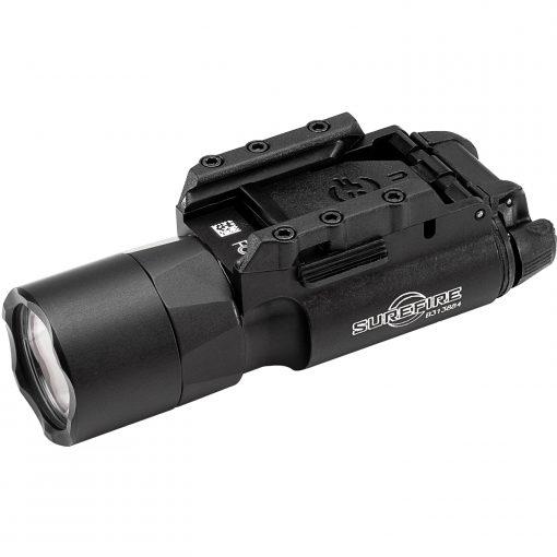 SureFire X300U-A Ultra-High-Output LED Handgun WeaponLight, 1000 Lumens – Black