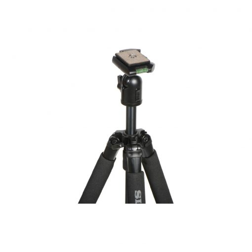 Slik Sprint 150 Aluminum Tripod with SBH-150DQ Ball Head
