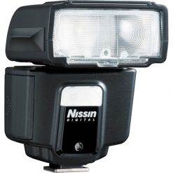 Nissin i40FT Powerful Compact Flash (Black)