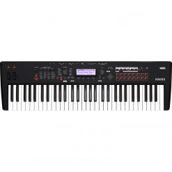 Korg KROSS 2 Synthesizer Workstation (61-Key, Black)