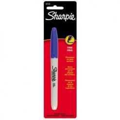 Sharpie Fine Point Permanent Marker Blue (SN30103PP)