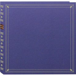 Pioneer Photo Albums MP46-BL Full Size Album 4X6 6 per Page 300 Photo Bay Blue