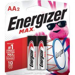 Energizer Premium Max AA (2 Pack)