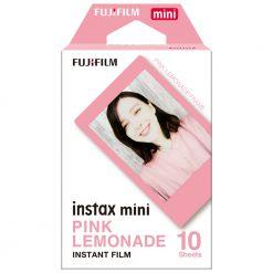 Fujifilm Instax Mini Pink Lemonade Instant Film (10 Exposures)