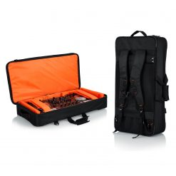 Gator Cases G-CLUB-CONTROL-27BP G-Club Series Backpack with Adjustable Interior for DJ Controllers