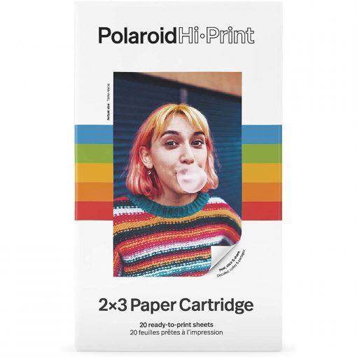 Polaroid 2″ x 3″ Premium ZINK Borderless Photo Paper – 20 sheets