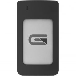 Glyph Technologies Atom RAID 4TB USB 3.1 Gen 2 Type-C Thunderbolt 3 External SSD - Silver