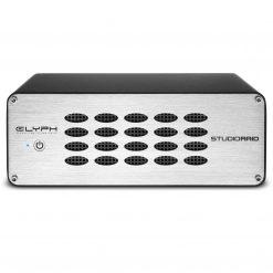 Glyph Technologies StudioRAID 12TB External Hard Drive 2-Bay Thunderbolt 2 RAID Array