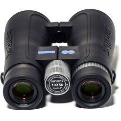 Snypex Optics New 2016 Knight 10x50 D-ED Waterproof/Fogproof Prism Binoculars with Extreme Low Light Capability