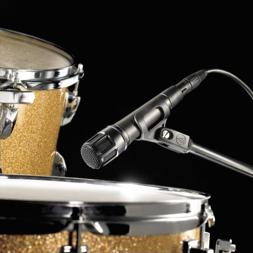 Audio-Technica ATM650 Hypercardioid Dynamic Instrument Microphone