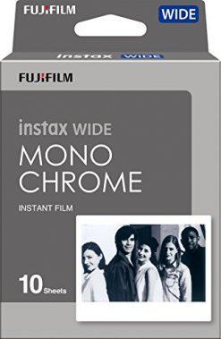 Fujifilm Instax Wide Monochrome Film (10 Exposures)