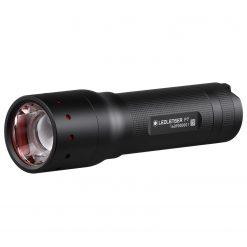 LED Lenser - P7 Flashlight, Black