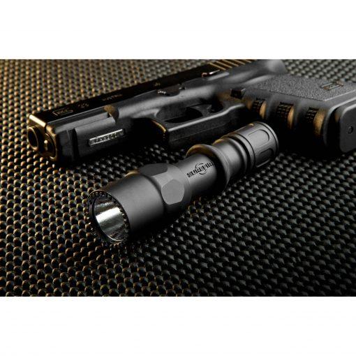 SureFire G2ZX CombatLight Single-Output LED Combat Flashlight - 600 Lumens