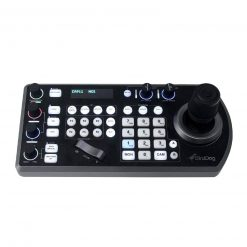 BirdDog PTZ Keyboard controller  with NDI, VISCA, RS-232 & RS422, BirdDog Comms compatible