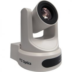 PTZOptics 30X SDI Gen 2 Live Streaming Broadcast Camera, White