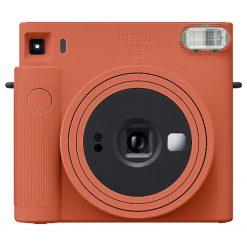 Fujifilm Instax Square SQ1 Terracotta Orange Instant Camera