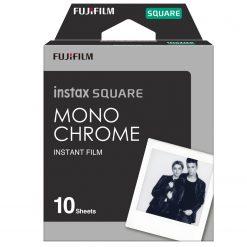 Fujifilm Instax Square Monochrome Film (10 Sheets)