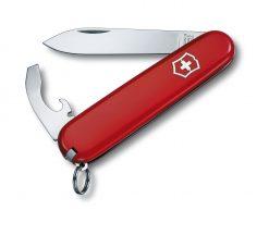 Victorinox Swiss Army Bantam Pocket Knife Multi-Tool, Red
