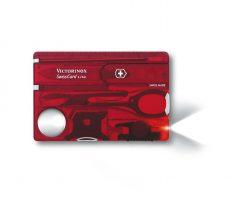 Victorinox Swiss Army SwissCard® Lite Pocket Tool, Ruby