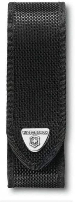 Victorinox Swiss Army Small RangerGrip Belt Pouch, Black Nylon