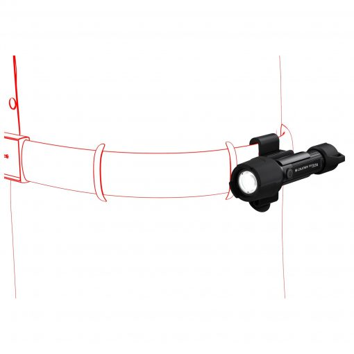LEDLENSER P5R Work Rechargeable LED Flashlight