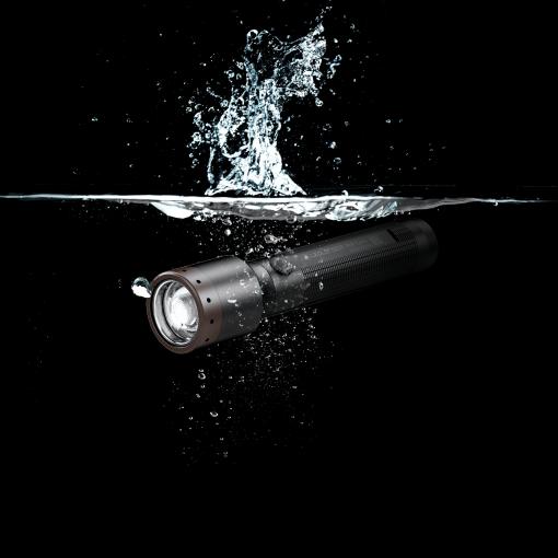 LEDLENSER P6R Core Rechargeable LED Flashlight