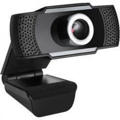 Adesso CyberTrack H4 Webcam - 2.1 Megapixel - 30 fps - Black - USB 2.0