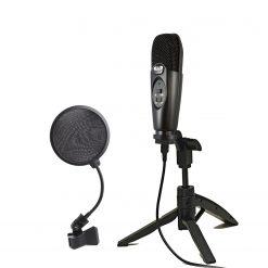 CAD U37 USB Studio Quality Recording Bundle Plug n' Play