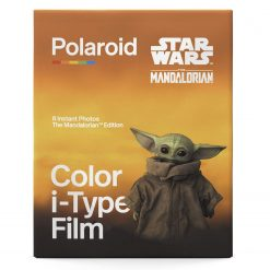Polaroid Color Film for I-Type- The Mandalorian Edition