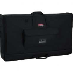 Gator Cases Padded Nylon Carry Tote Bag for Transporting LCD Screens, Monitors and TVs Between 40 - 45 (G-LCD-TOTE-LG)