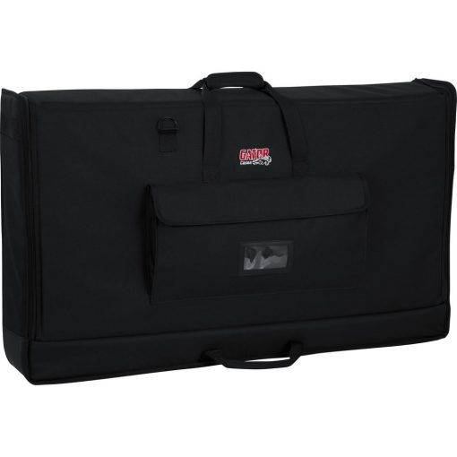 Gator Cases Padded Nylon Carry Tote Bag for Transporting LCD Screens, Monitors and TVs Between 40 – 45 (G-LCD-TOTE-LG)
