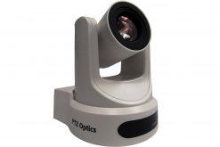 PTZOptics 20X-NDI-WH, 20x Lens NDI Camera - White