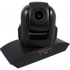 HuddleCamHD USB Conference Cameras with PTZ Control 3X Optical Zoom, 1920 x 1080p, 74° FOV Lens (Black)