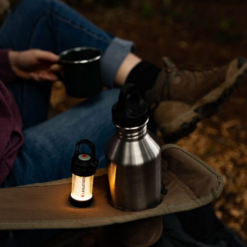 LEDLENSER ML4 Ultra-Compact Warm White Light Outdoor Lantern