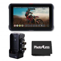 "Atomos Ninja V 5"" Touchscreen Recording Monitor with Atomos AtomX SDI Expansion Module for Ninja V"
