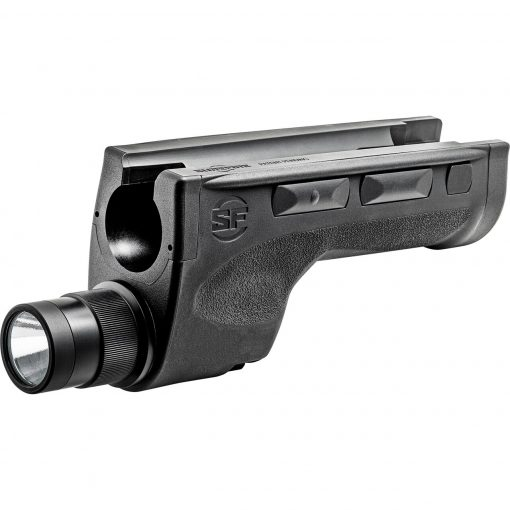 SureFire Ultra-High Dual-Output LED Forend w/ Integrated WeaponLight for Mossberg 500 & 590 – 600 Lumens